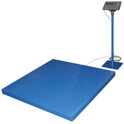 Electronic digital floor scales 5 000 and 10 000 lbs for 10000 lb floor scale